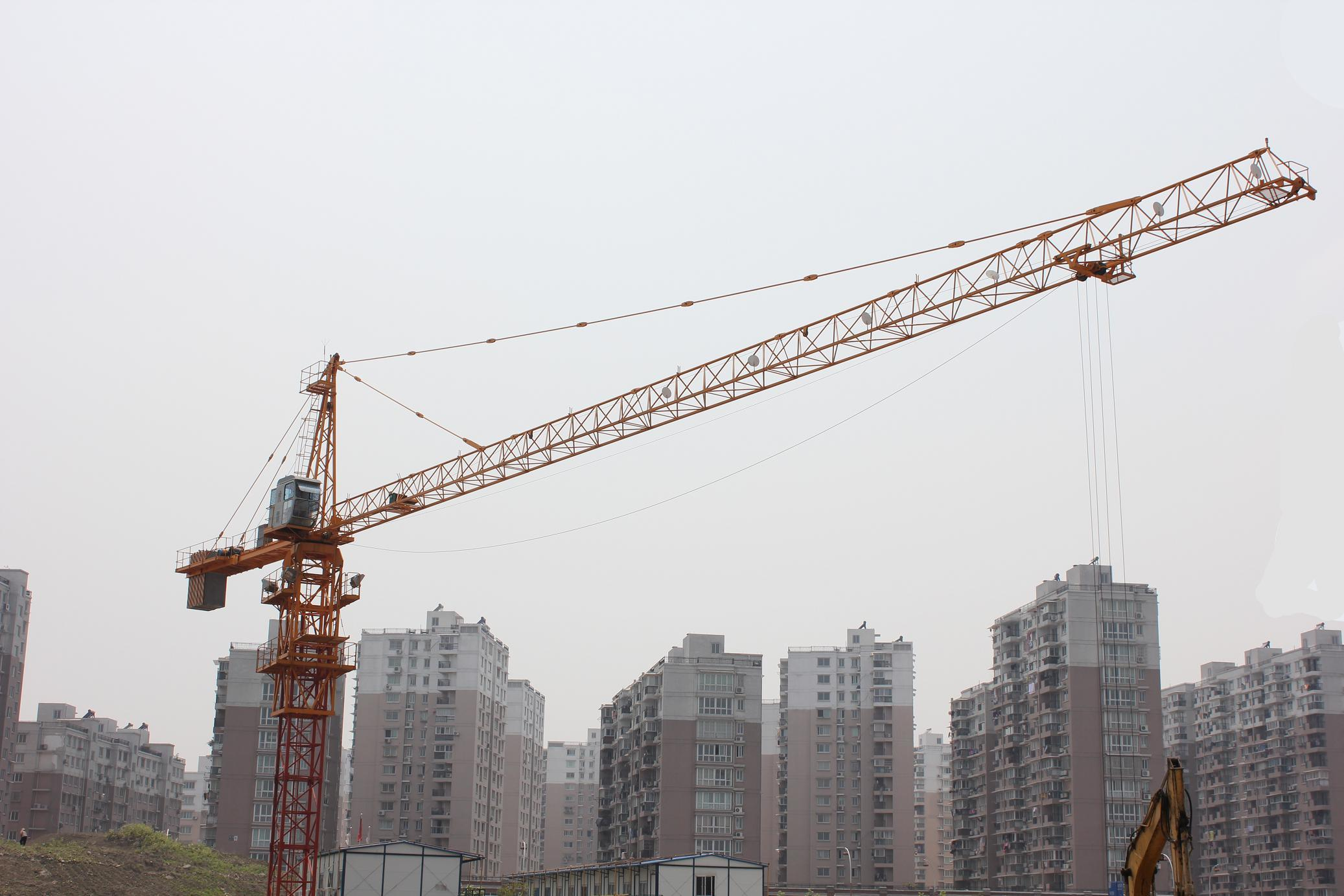 Tower Crane Pictures : China huba tower crane h cranes building hoist