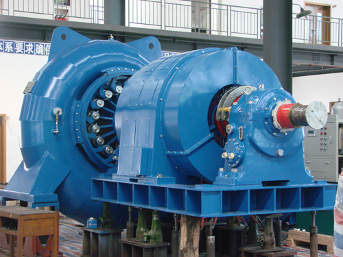 water turbines We are working on mating our water turbines to a permanent magnet synchronous generator with power electronic power conditioning this will enable the turbine to.