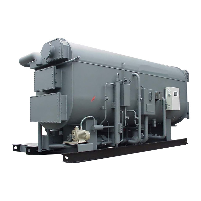 Direct Fired Absorption Chiller