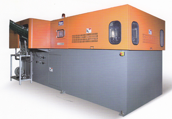 High Speed, Energy Saving and High Reliability of Linear Stretch Blow Moulding Machine. (PN-CSS9000E)