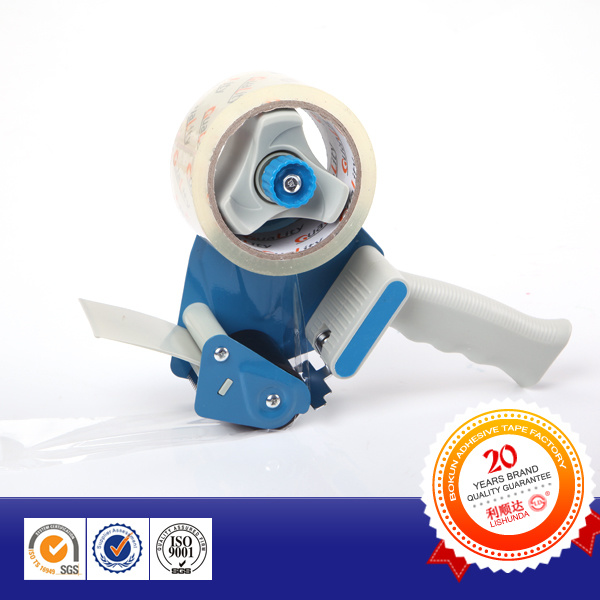 Clear BOPP Packing Tape with Dispenser