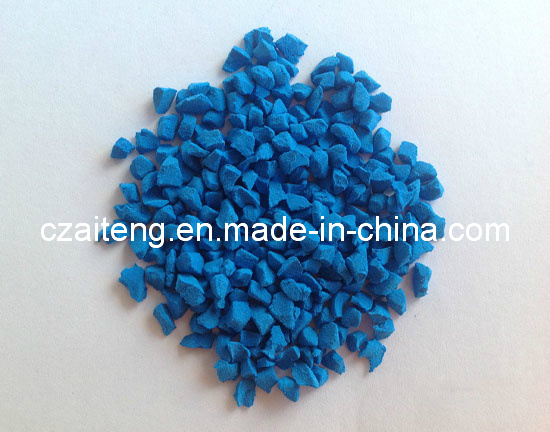 EPDM Granules (JTXD-1106 Light Blue)