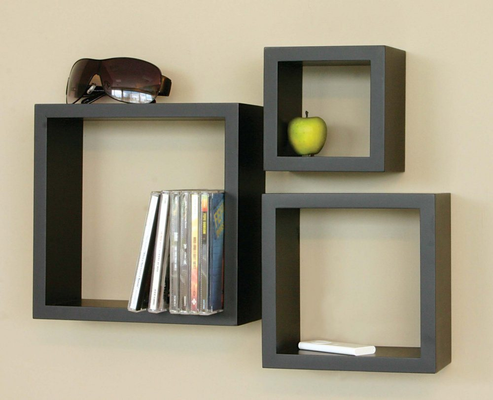 China Wood Wall Shelf - China Wall Shelf, Display Shelf