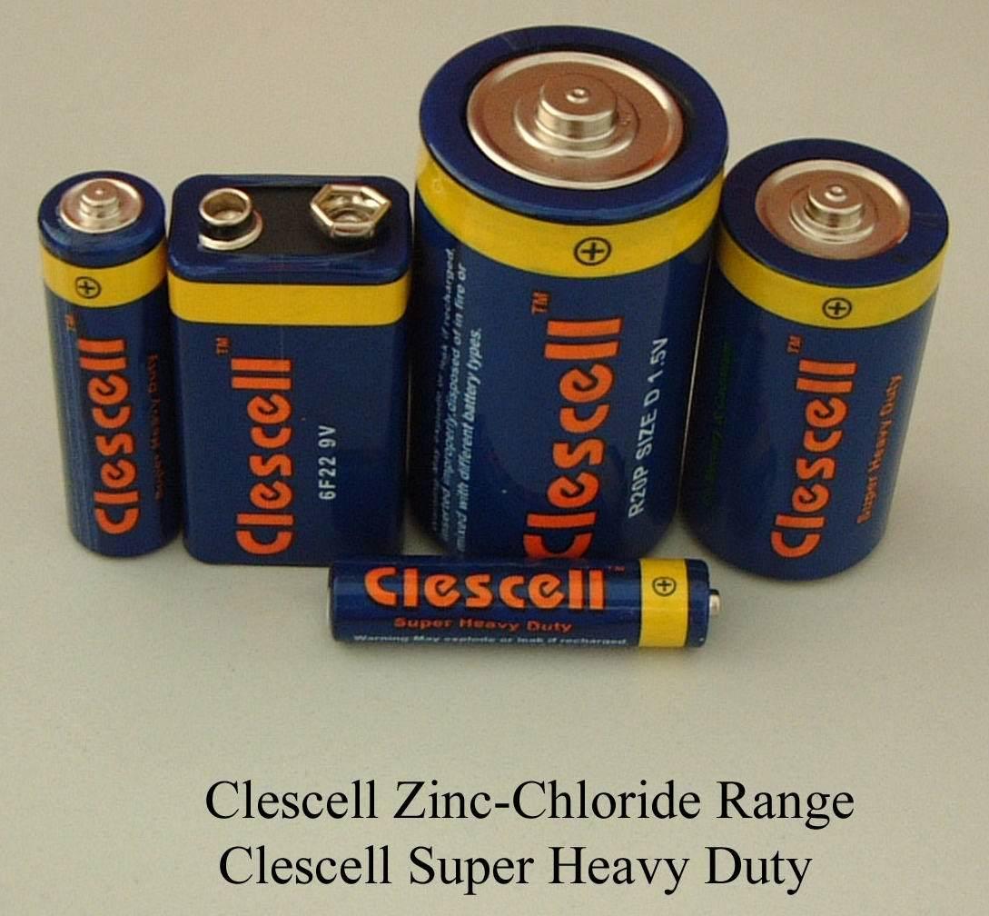 Zinc Carbon Battery : Carbon zinc battery china v