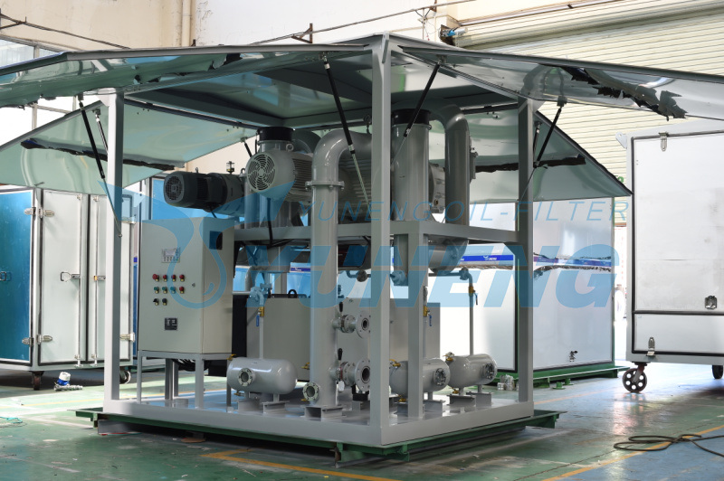 Two Stage Transformer Vacuum Dryer