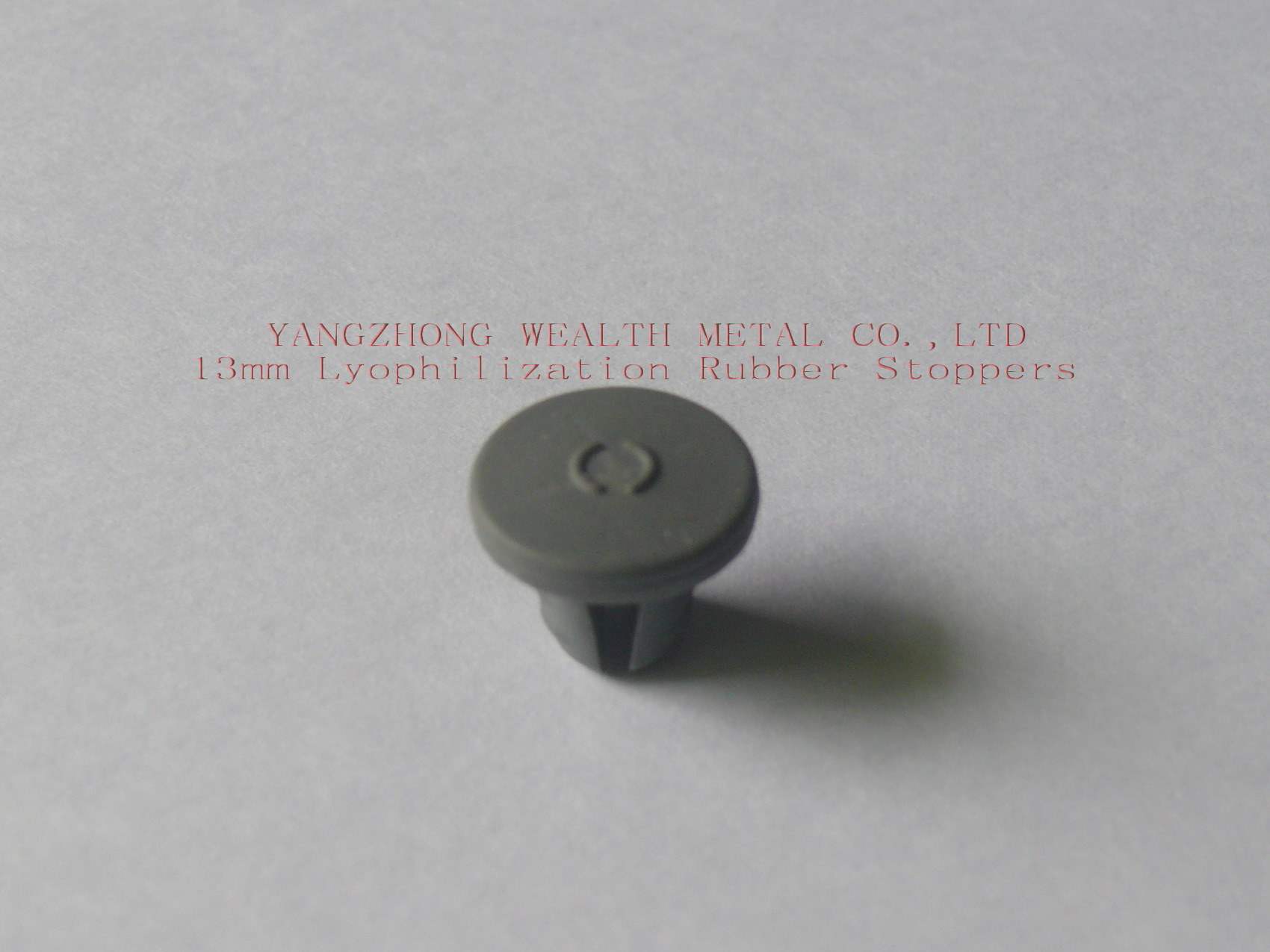 13mm Lyophilization Rubber Stoppers – 13mm Lyophilization Rubber Stoppersfornito daYangZhong ...