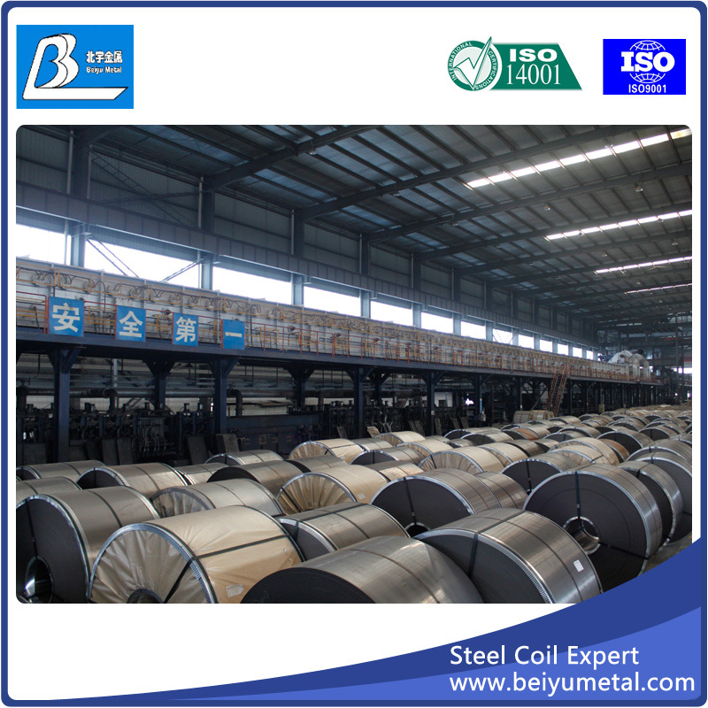 Glavnized Steel Strip Coil SGCC Iron and Steel Companies