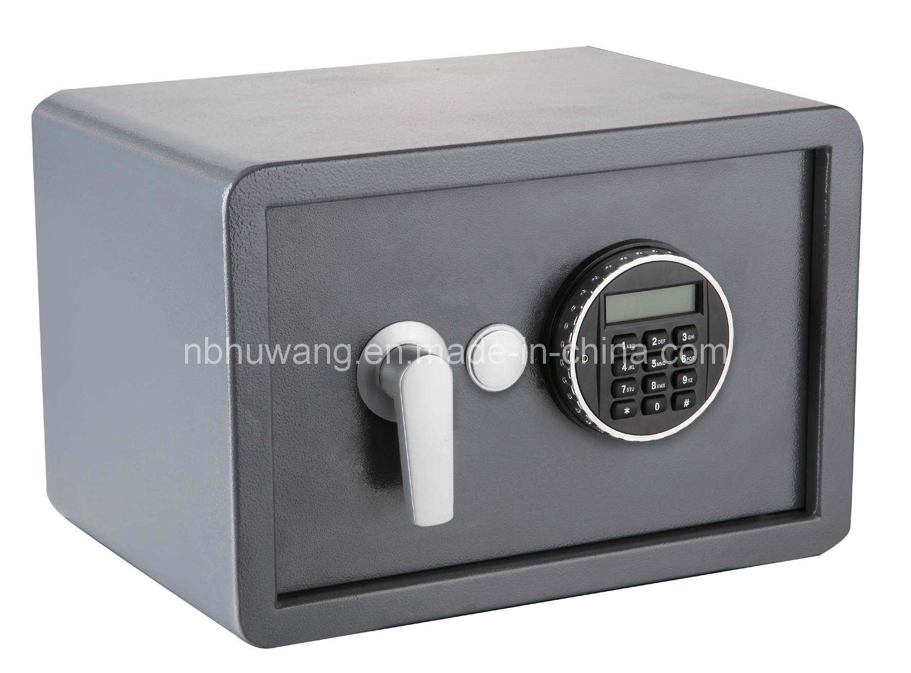 Steel Security Safe Box with Electronic Lock