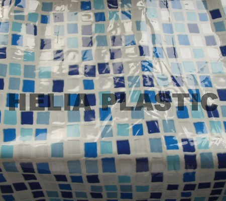 PVC Sheet for Shower Curtain (HL024-1)