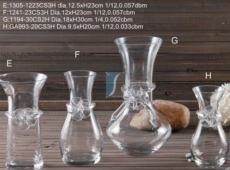 Glass Vase 1305