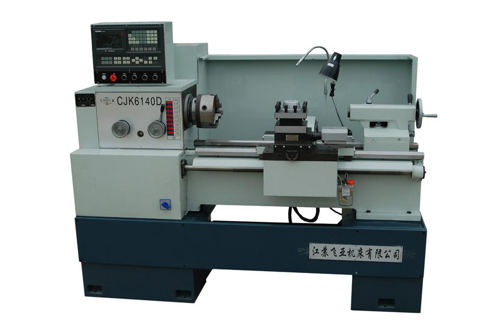 CK6140D Series Number Control Lathe