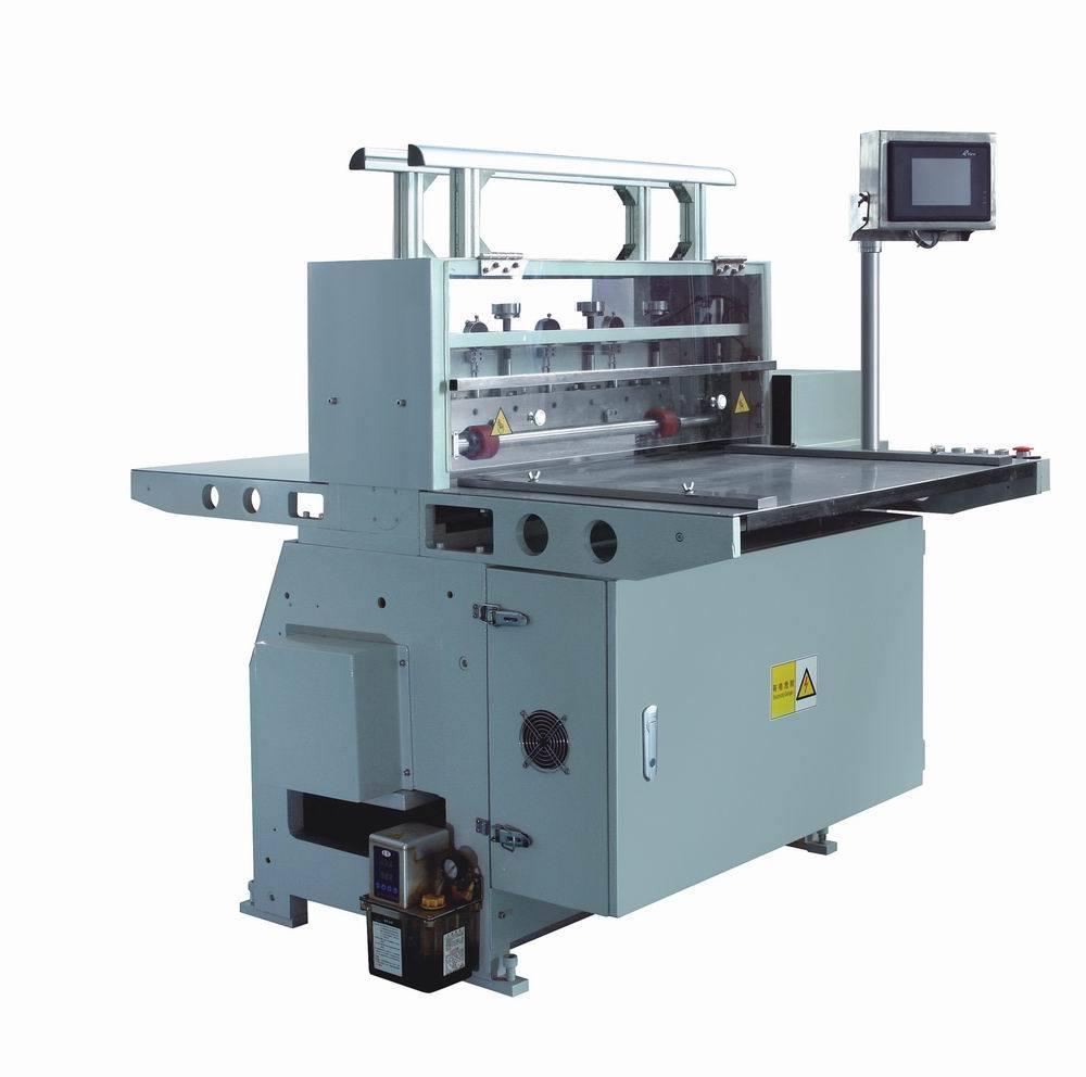 Self Adhesive Fluorescence Label Sheet Cutting Machine