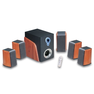 5.1CH Home Theater System (SH-DHT-002-1)