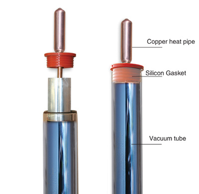 Heat Pipe Vacuum Tube Hsc-58