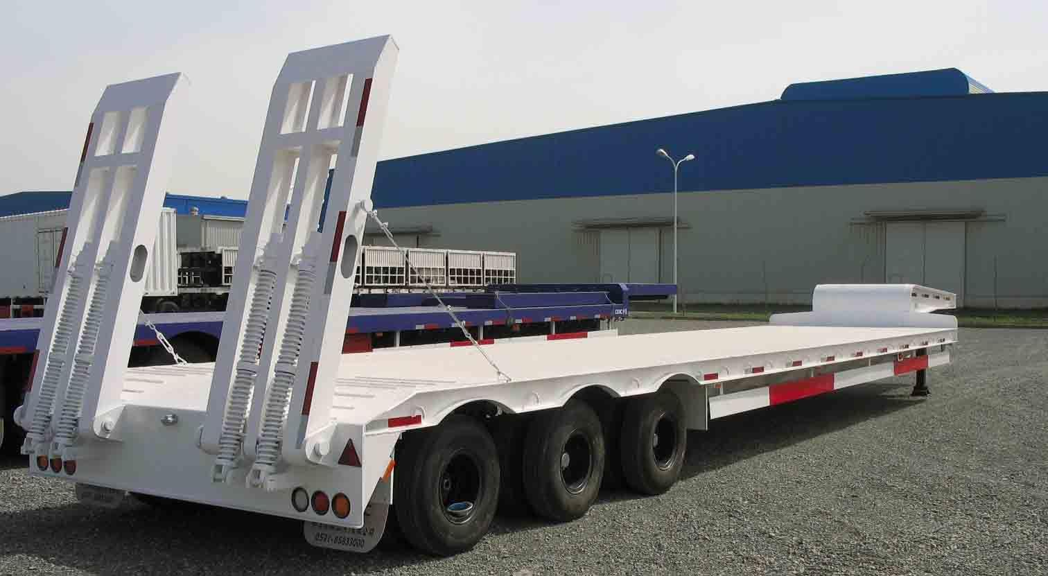 Semi-trailer (jg9270td)