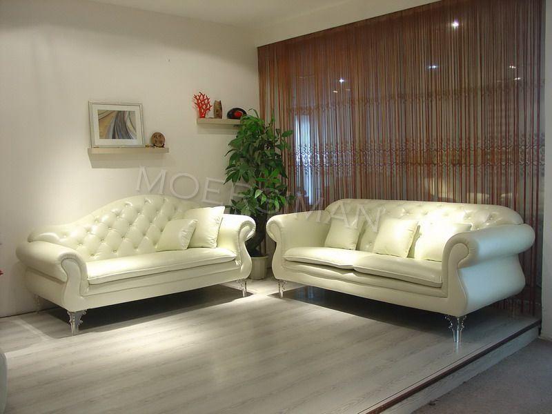 China Luxury Leather Sofa Set 135 China Home Furniture