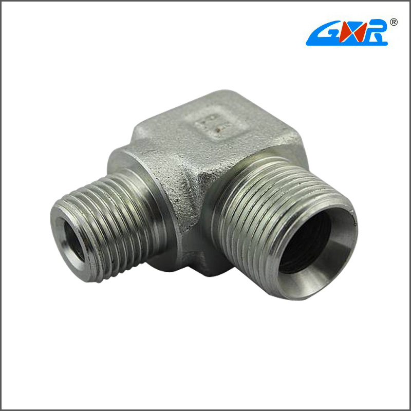 90 Degree Elbow Bsp Male 60 Degree Seat/ BSPT Male Fitting (XC-1BT9-SP)