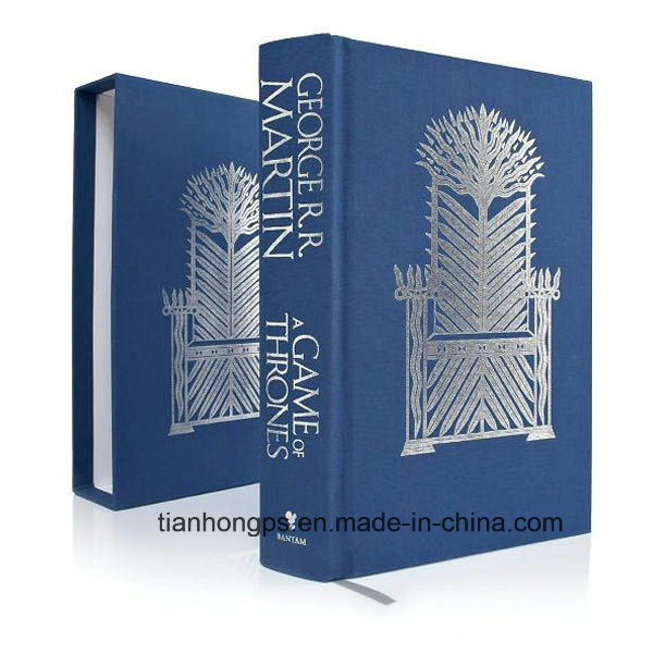Hardcover Casebound Book Printing Services (OEM-HC027)