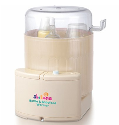 how to use chicco bottle sterilizer
