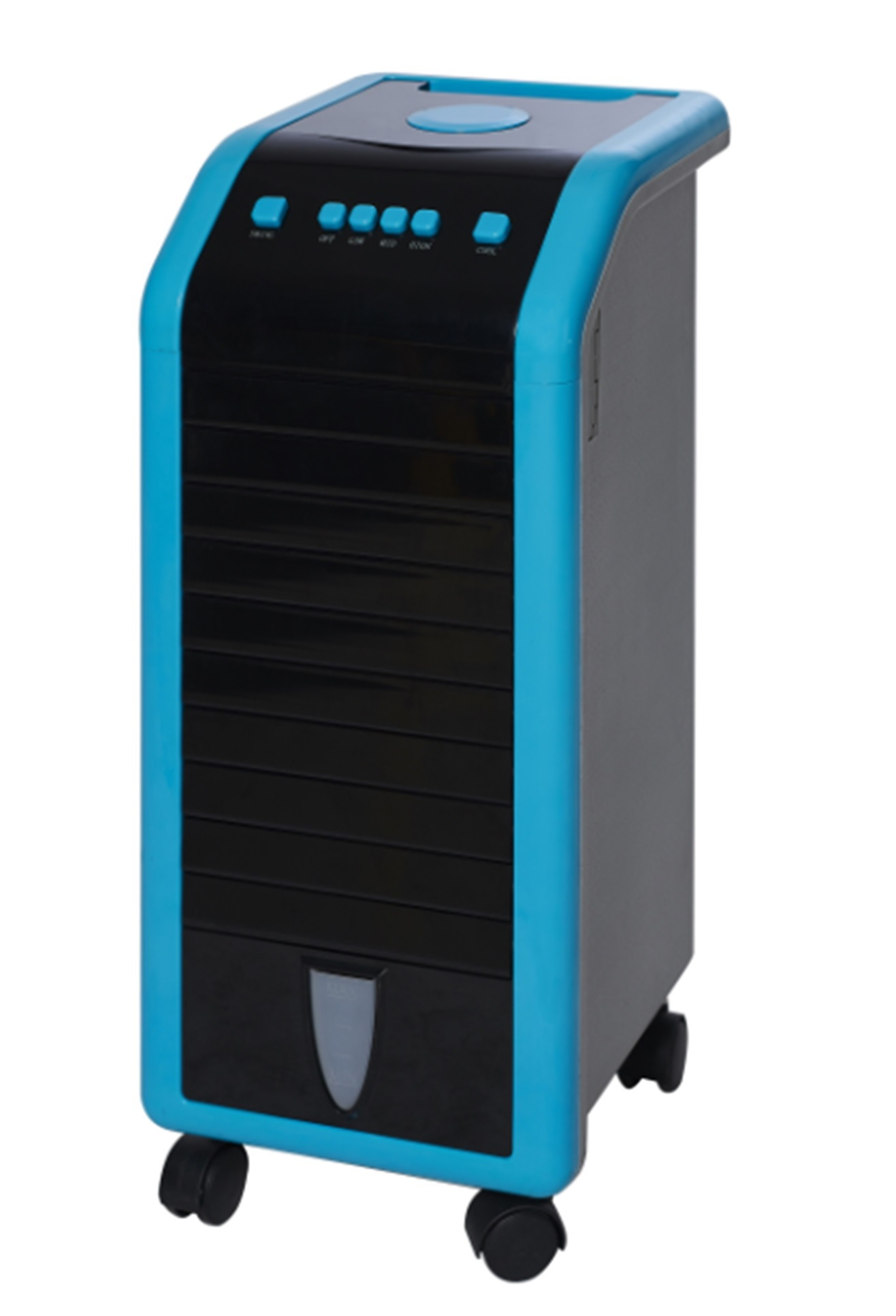 Air Cooler with Ice Pack Included and 3-Position Speed Adjustment