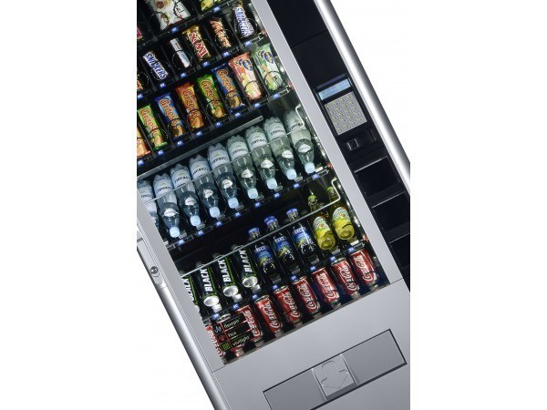 Drink Vending Machine with Elevator System (Model: PV-511CNR)