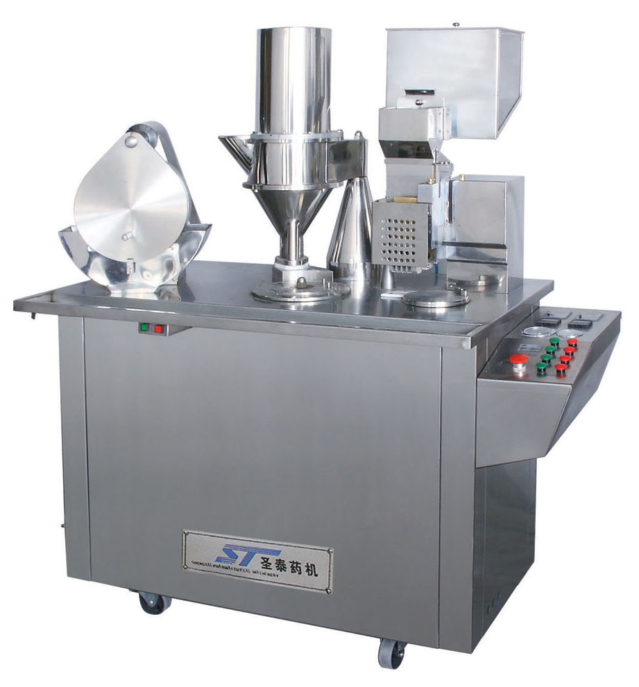 Semi-Auto Capsule Filling Machine (CGN-208)