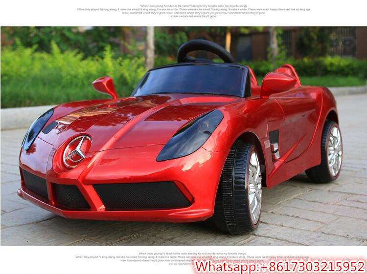 Four Wheel Drive Kids Electric Car Children Toys Car