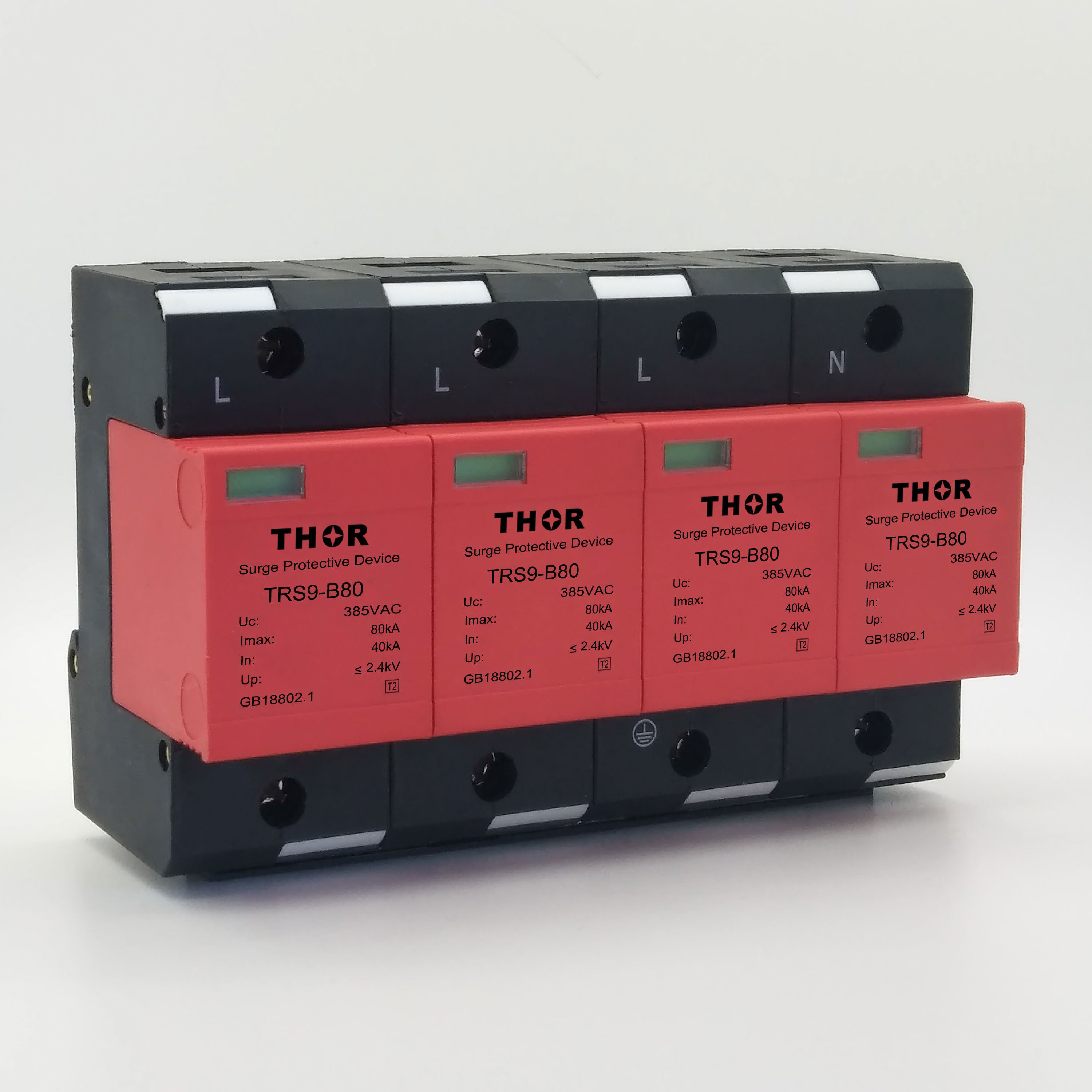 Lightning Arrester Surge Protector for Equipment Protection