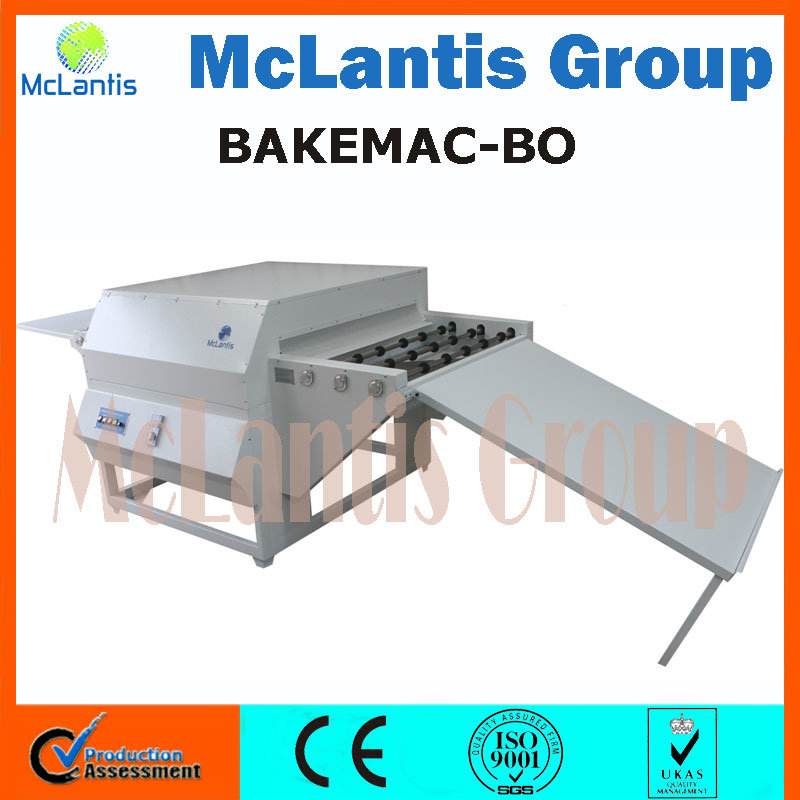 Online Type Plate Baking Oven