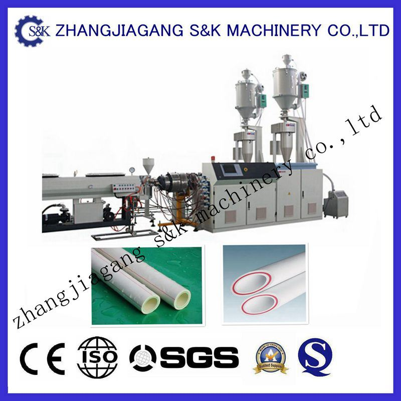 PPR Drainage Pipe Making Machine