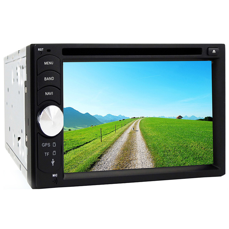 6.2inch Double DIN 2DIN Car DVD Player with Android System Ts-2003-1
