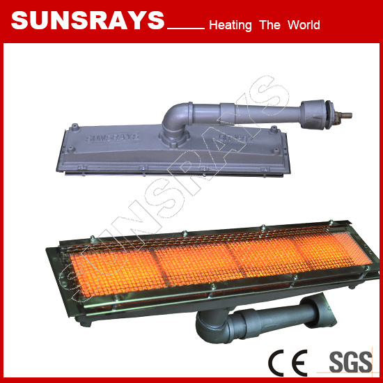 Factory Price Ceramic Infrared Gas Burner (GR1602)