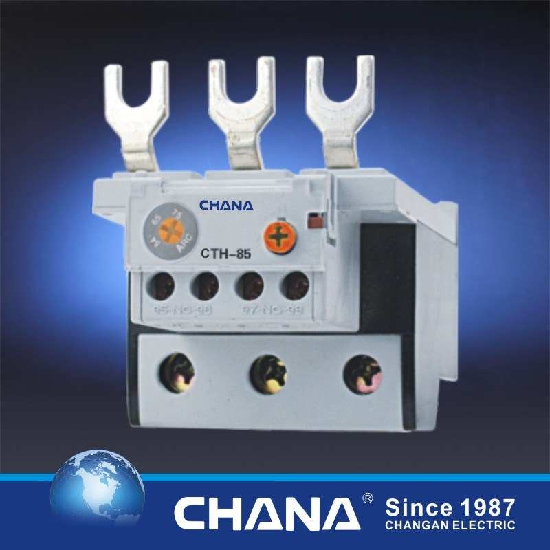 CE Approved Electronic Type Thermal Overload Relay