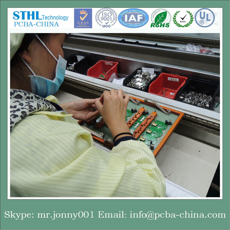 Mobile Phone Motherboard PCB Assembly