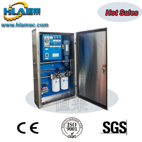 Dyc-Series on-Line Load Tap Changer Oil Purifier