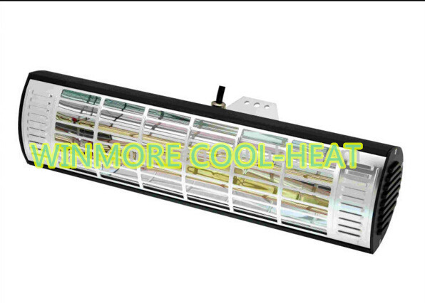 Winmore Radiant Heater IR Heater Better & Safer Than Gas Heater