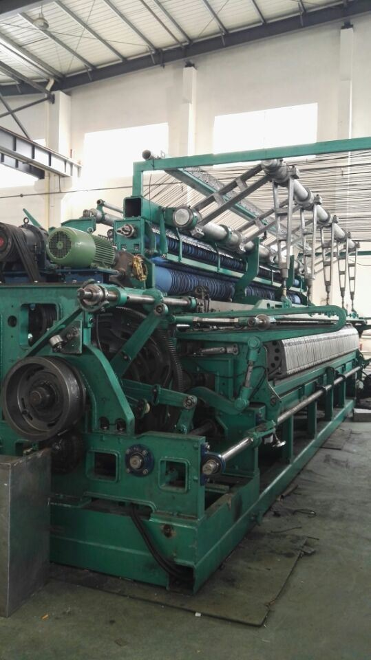 Fishing Net Machine Pitch: 44.4mm Shuttle: 120 Spool Dia: 425mm (ZRD44.4-120H)