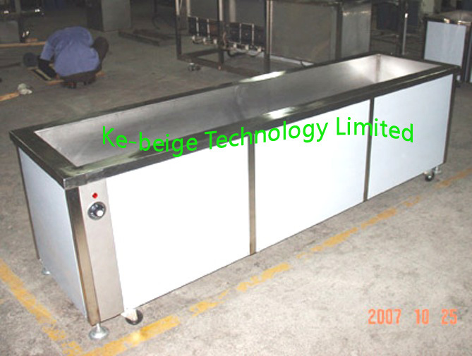 3000W Stainless Steel Ultrasonic Supersonic Cleaning Machine for Tools Cleaning