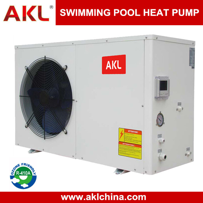 China Hot Fashion Swimming Pool Heat Pump Air To Water Photos Pictures Made In