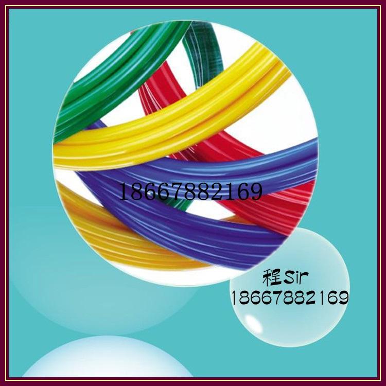 China Make Many Color PU Soft Tube