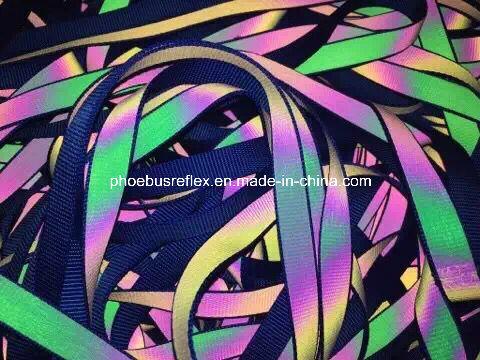 Multi Colored Reflective Webbing