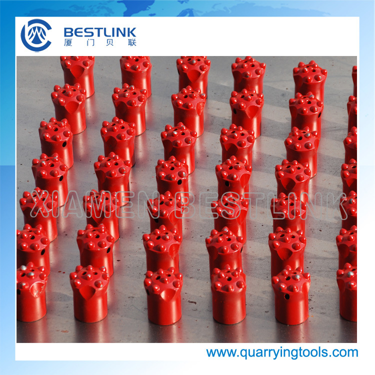 Tungsten Carbide Taper Shank Button Drill Bit for Rock Mining