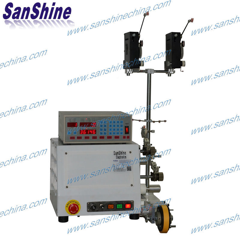 Automatic Transformer Coil Winding Machine (SS600I)