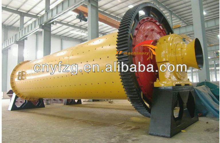 High Efficiency Mineral Stone Grinding Ball Mill