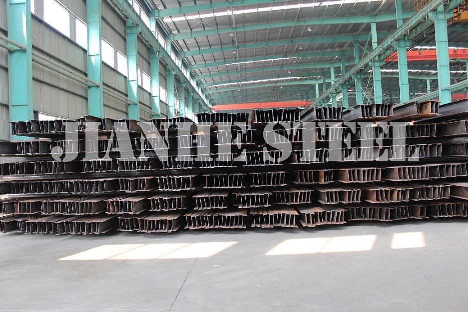 Welded H Beams for Steel Structure