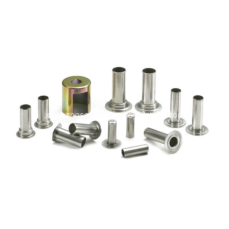Stainless Steel Deep Drawing Plunger Tube for Solenoid Valves