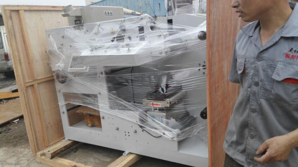 Flexographic Printing Machine (Ry-320g-1 Color)
