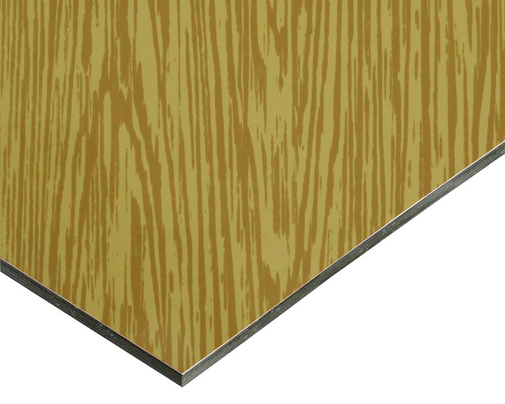 ACP Cladding Aluminum Composite Panel for Fireproof