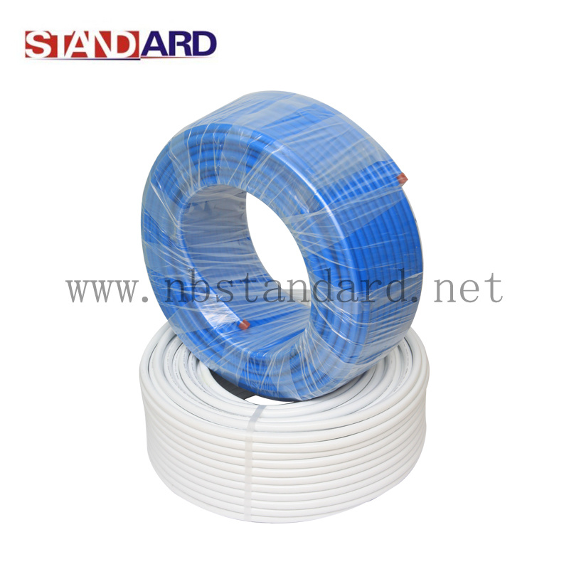 Composite Pex Pipe with Aluminium Layer