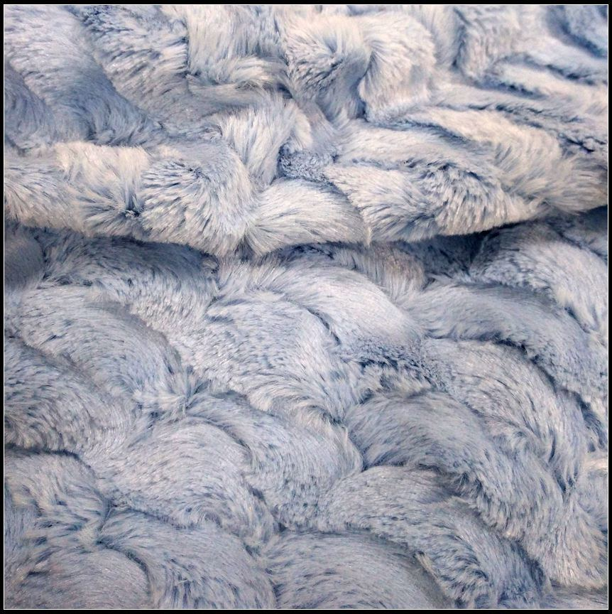 Long Wool Long Pile Faux Fur Fabric